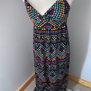 Maxi Dress Multicolor